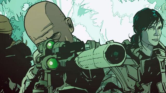 Comic Sheds Light on Secret Army Spy Unit - ABC News