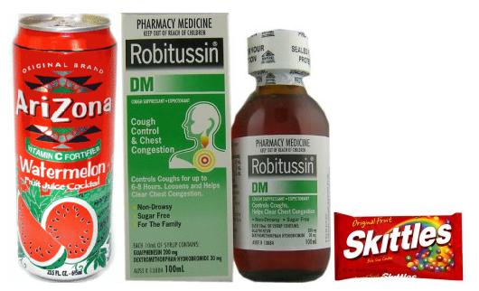 Trayvon's Skittles, Arizona Iced Tea and something called 'Purple Drank' - Wilmington Conservative   Examiner.com